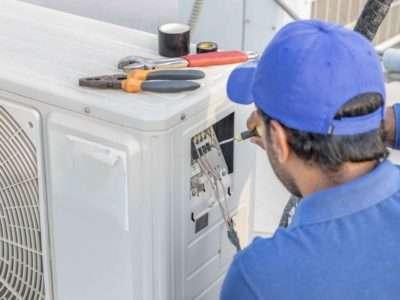 HVAC Repair vs Replace Broken Arrow