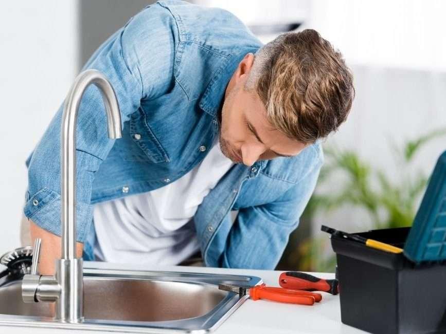 kitchen sink remodel broken arrow ok