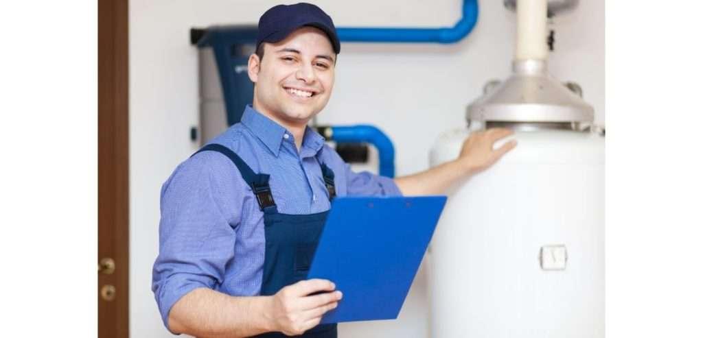 water heater installation Moore OK
