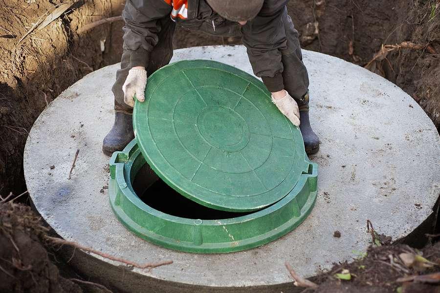 septic tank pumping- Broken Arrow 1